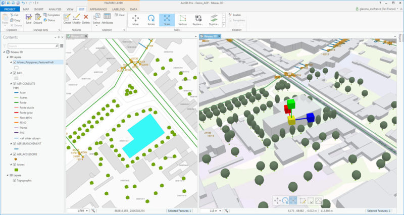 Video – First steps with ArcGIS Pro