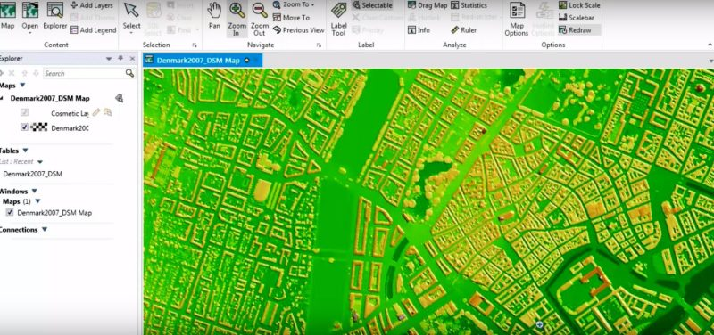 Video – MapInfo Pro Advanced – Introduction