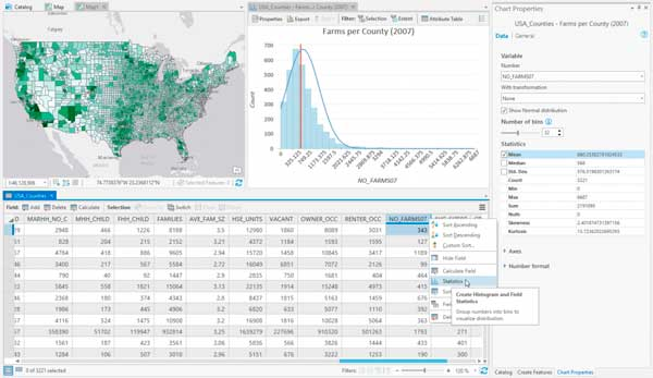 What's new in ArcGIS Pro 2.1?
